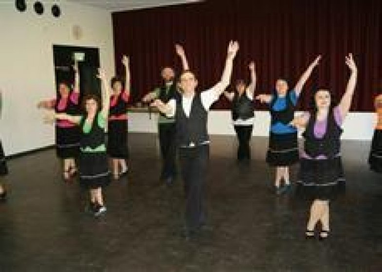 Tanzgruppe Haverim1